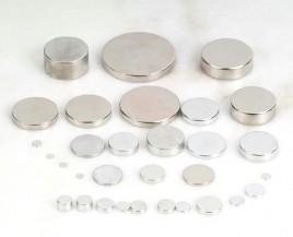 强磁钕铁硼圆片